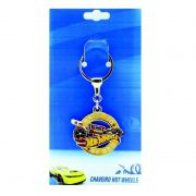 "Chaveiro Hot Wheels ""Dare To Be Bad"""