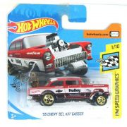 Miniatura 1955 Chevy Bel Air Gasser HW Speed Graphics 164 Hot Wheels