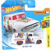 Miniatura 1956 Ford F-100 HW Art Cars 164 Hot Wheels
