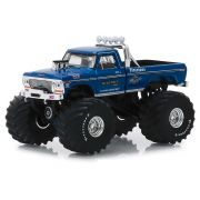 Miniatura Ford F-250 1974 Big Foot Kings of Crunch 1/64 Greenlight