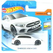 Miniatura 2019 Mercedes-Benz Classe A Factory Fresh 164 Hot Wheels