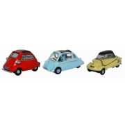 Miniatura 3 Piece Set Bubble Car 1/76 Oxford