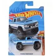 Miniatura '70 Dodge Power Wagon 1/64 Hot Wheels