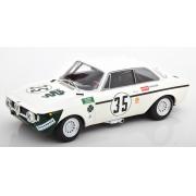 Miniatura Alfa Romeo GTA 1300 Junior Jarama 1972 1/18 Minichamps