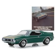 Miniatura AMC Javelin 1972 Vintage AD Cars 1/64 Greenlight
