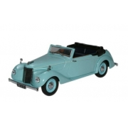 Miniatura Armstrong Siddeley Hurricane Open Turquoise 1/43 Oxford