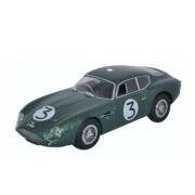 Miniatura Aston Martin DB4GT Zagato 2 VEV 1/43 Oxford