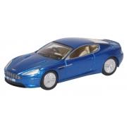 Miniatura Aston Martin DB9 Coupe Blue 1/76 Oxford