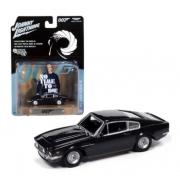 Miniatura Aston Martin V8 1987 James Bond 007 1/64 Johnny Lightning