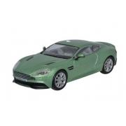 Miniatura Aston Martin Vanquish Green 1/43 Oxford
