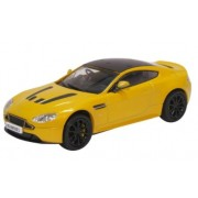 Miniatura Aston Martin Vantage S Sunburst Yellow 1/43 Oxford