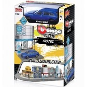 Miniatura Audi A6 Avant Hotel 1/43 BBurago City