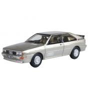 Miniatura Audi Quattro Sabie Brown Metallic 1/76 Oxford