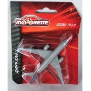 Miniatura Avião Boeing 787-9 American Airlines Majorette