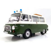 Miniatura Barkas B 1000 Bus Policia 1965 1/18 Model Car