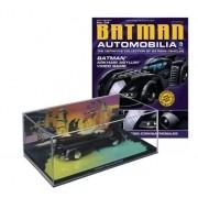 Miniatura Batman Arkham Asylum Batmóveis Edição 34 1/43 Eaglemoss