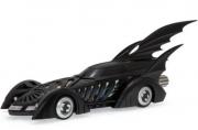 Miniatura Batmovel 1995 Batman Forever Val Kilmer Elite 1/18 Hot Wheels