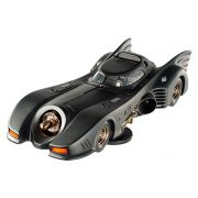 Miniatura Batmovel Do Filme Batman O Retorno 1992 1/18 Hot Wheels Elite