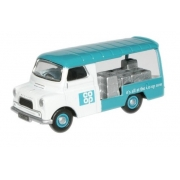 Miniatura BEA Bedford CA Milk Float 1/76 Oxford