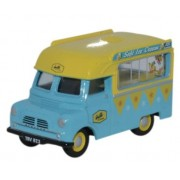 Miniatura Bedford CA Ice Cream Walls 1/76 Oxford