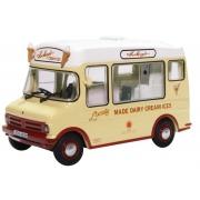 Miniatura Bedford Ice Cream Morrison Beige 1/43 Oxford
