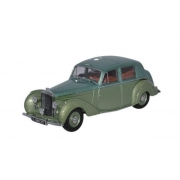 Miniatura Bentley MK VI Green 1/43 Oxford