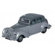 Miniatura Bentley MKVI Two Tone Grey 1/76 Oxford