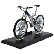 Miniatura Bicicleta Audi Design Cross 1/10 Welly
