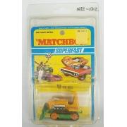 Miniatura Big Bull Nº12 Anos 70 1/64 Matchbox
