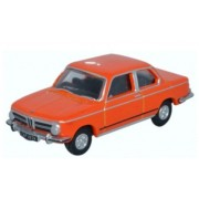 Miniatura BMW 2002 Colorado Orange 1/76 Oxford