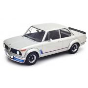 Miniatura BMW 2002 Turbo 1973 Silver 1/18 Model Car