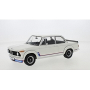 Miniatura BMW 2002 Turbo 1973 White 1/18 Model Car