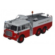Miniatura Bombeiro Thornycroft Nubian Major Glamorgan Fire Service 1/76 Oxford