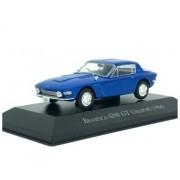 Miniatura Brasinca 4200 GT Uirapuru 1964 1/43 Ixo