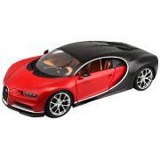 Miniatura Bugatti Chiron Plus 1/18 Bburago