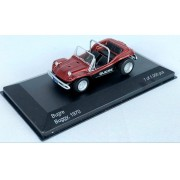 Miniatura Buggy Bugre 1970 1/43 Whitebox