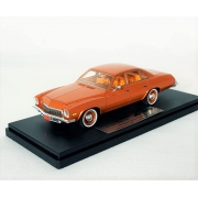 Miniatura Buick Century Nutmeg Poly 1974 Orange 1/43 Goldvarg Collection