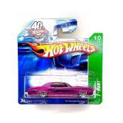 Miniatura Buick Riviera 1964 T Hunt 2008 1/64 Hot Wheels