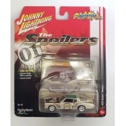 Miniatura Buick Riviera 1972 The Spoilers 01 1/64 Johnny Lightning
