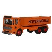 Miniatura Caminhão AEC Ergomatic 6 Wheel Tipper Hoveringham 1/76 Oxford