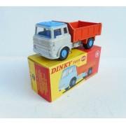 Miniatura Caminhão Basculante Bedford TK Tipper 1/43 Dinky Toys