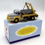 Miniatura Caminhão Basculante Unic Multibenne 1/43 Dinky Toys