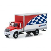 Miniatura Caminhão Bau International DuraStar BFGoodrich HD Trucks Serie 13 1/64 Greenlight