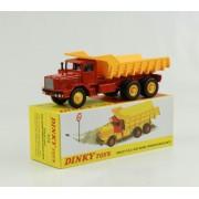 Miniatura Caminhão Berliet G.B.O. AVEC Benne 1/43 Dinky Toys
