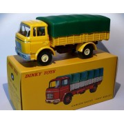 Miniatura Caminhão Berliet GAK Bache 1/43 Dinky Toys