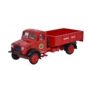 Miniatura Caminhão BRS Bedford OY Dropside 1/76 Oxford