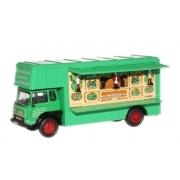 Miniatura Caminhão Fairground Organ Bedford TK 1/76 Oxford
