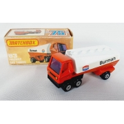 Miniatura Caminhão Freeway Gas Tanker N°63 Superfast 1/64 Matchbox