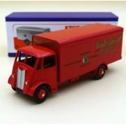 Miniatura Caminhão Guy Van Vermelho  1/43 Dinky Toys