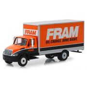 Miniatura Caminhão International Durastar 2013 Fram 1/64 Greenlight
